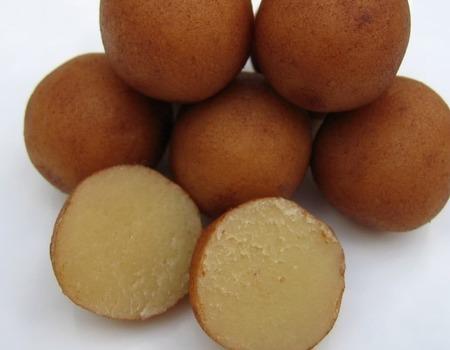 Massepain patates