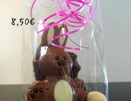 Lapin garni 8.50€