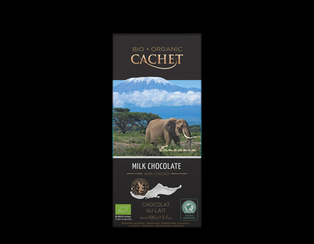 Chocolat au lait Bio