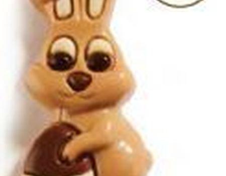 caraques caramel Bunny