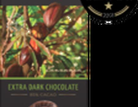 Chocolat extra noir 85% cacao  Bio