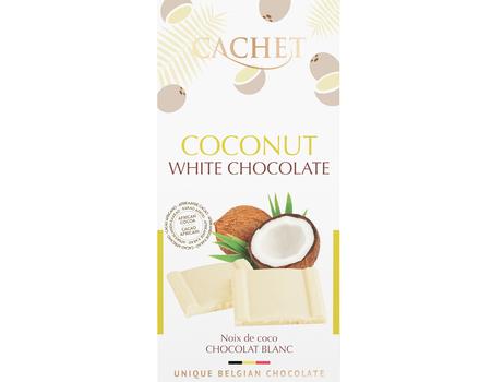 Chocolat blanc et noix de coco