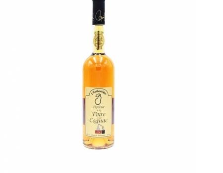 Liqueur Poire Cognac 70CL FUSIL