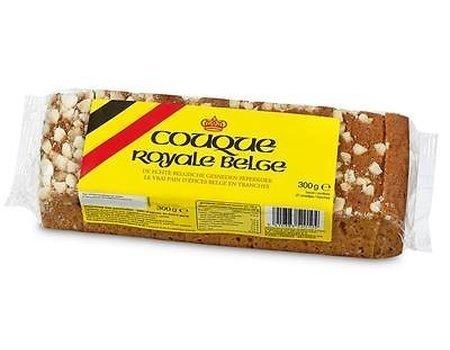 pain d'épices Couque royale