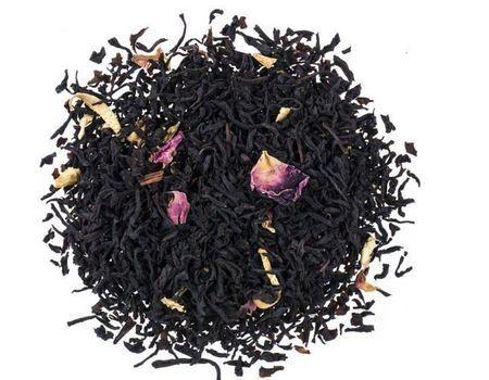 La lampe merveilleuse Thé noir parfumé à la rose, orange, cerise & jasmin