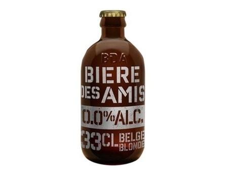 Bière des amis sans alcool 33cl