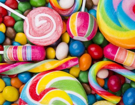 Bonbons et gourmandises